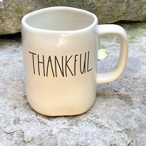 Rae Dunn THANKFUL Fall Mug
